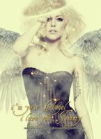 iwillalwaysloveyou by gagauniverse