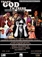 Thank God I'm Fresh Concert Series by tmarried