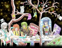 Tea Party...for Mads by Neko-Delia