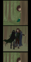 The Adventures of Kevan and Merrik by ElizaLento