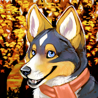 Autumn Icon - Idess by thornwolf