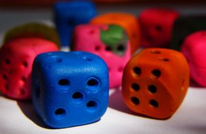 Dices by momentsaw