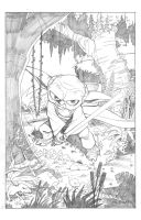 yoda pencils by stevesafir