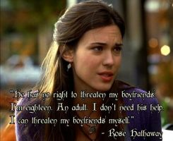 Rose Hathaway's quote 2 by RoseHathaway256