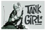 BA - TANK GIRL by shoze