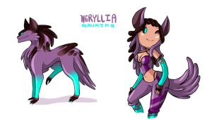 Neryllia by Ask-Evin
