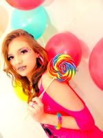 Lollipop Kiss by MaNeBi