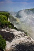 Iguazu Overview by 50mmFairy