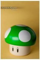 1UP by MudosFonemas