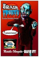 BRAIN FREEZE ZOMBIE ICE CREAM by Dimestime