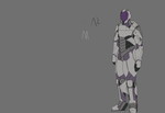 Federation-Soldier concepthting by bloodtrailkiller