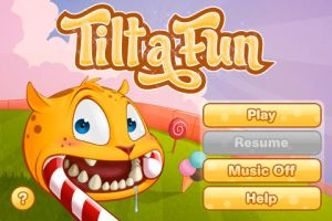 Tiltafun - Main Menu by OnTheRocksGames