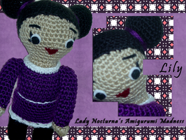 Lily - Amigurumi Doll by Lady-Nocturna