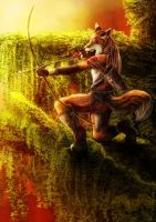 ...::: Ayulf -Commission 1of3 :::... by AmorpheusArt