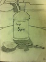 Cough Syrup by Colormeskittle