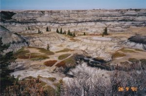 Horseshoe Canyon by Vylen