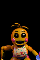 Toy Chica Want's a Hug ! (Gif) by ChicaFazchicken