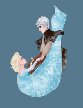 J is for Jelsa by s0alaina