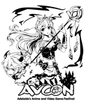 AVCon 2014 Merchandise Contest Entry by Kaiapi