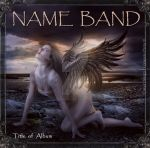 Fallen Angel- Cd cover Available by Aeternum-Art