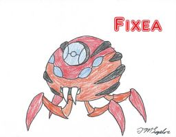 Fixea by ARTgazer12