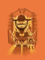 where the wild west things are by biotwist
