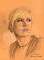 Veronica Mars by Ted Hamer by TheLastRonin
