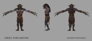 Ghoul for Guild Wars 1 Cinematic by Ubermonster