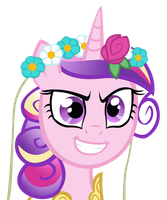Princess Cadence Vector (Revisited) by Left2Fail