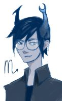 Male Vriska by vicetounge