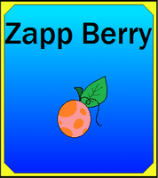 Zapp Berry by GalaxyGoats