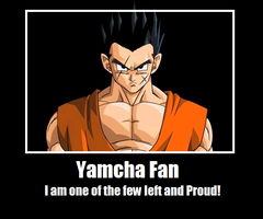 Please Yamcha fans. by Tapions-Flute