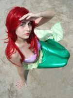 The Little Mermaid by BlastXX