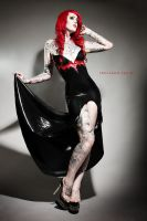 Latex-Dress Jess MademoiselleJess by AmatorisLatexCouture