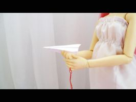 This Red String by atelierarisu