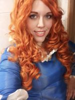 Princess Merida by SweetHeartCosplay