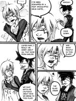 DGM Zombies 39 by The-Butterses