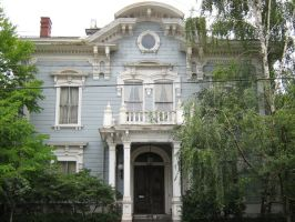 Simple Victorian Home-Salem MA by lostrunaway