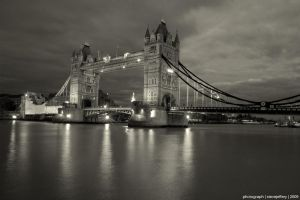 Tower Bridge by jeffrowski2007