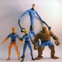 Classic Fantastic Four by Discogod