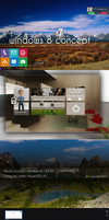 windows 8 concept by hawen005