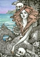 Mermaid by Julliane