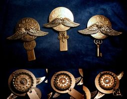 Valkyries Traveler's Tokens by turnerstokens