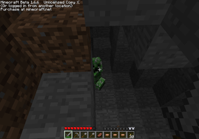 Minecraft - He's waiting for u by juli12355