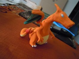 Charizard Final Paint by GoWaterTribe