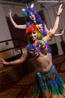 New York Comic Con 2015 - Belly Prancers'(PS) 07 by VideoGameStupid