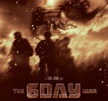 The Six-Day War Movie Poster Template by loswl