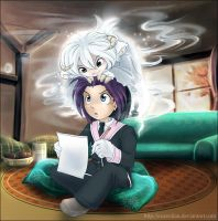 I am busy you know by Exarrdian