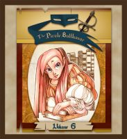 TPB - Webcomic - Volume 6 - Front Cover by Dedasaur