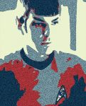 Textures of Spock ZQ by NeonGlo